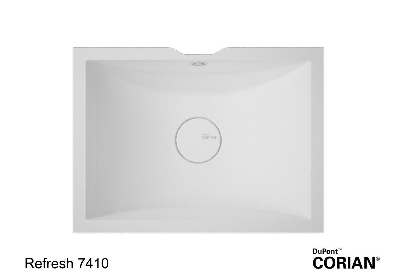 כיור קוריאן לאמבטיה Refresh 7410