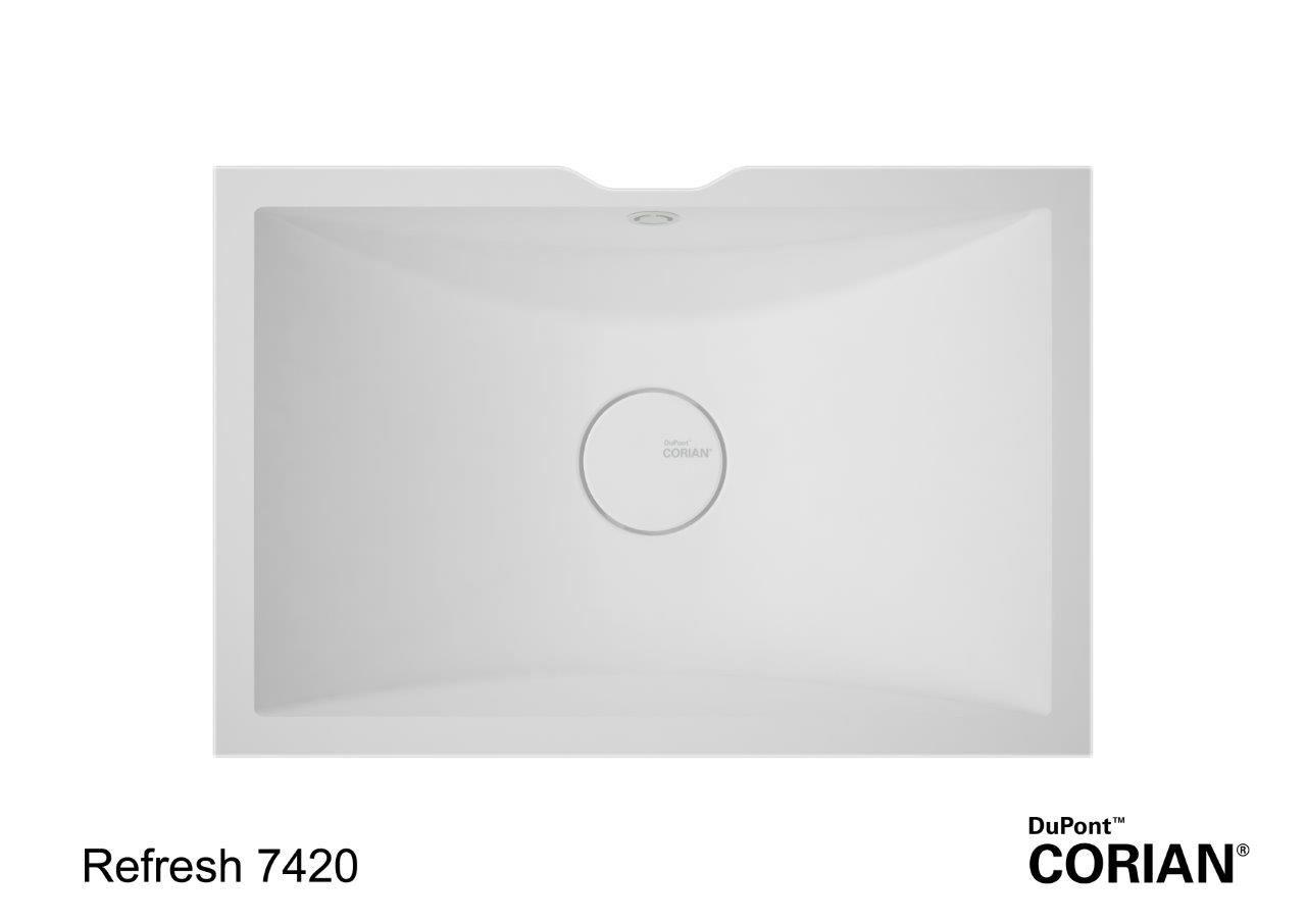 כיור קוריאן לאמבטיה Refresh 7420