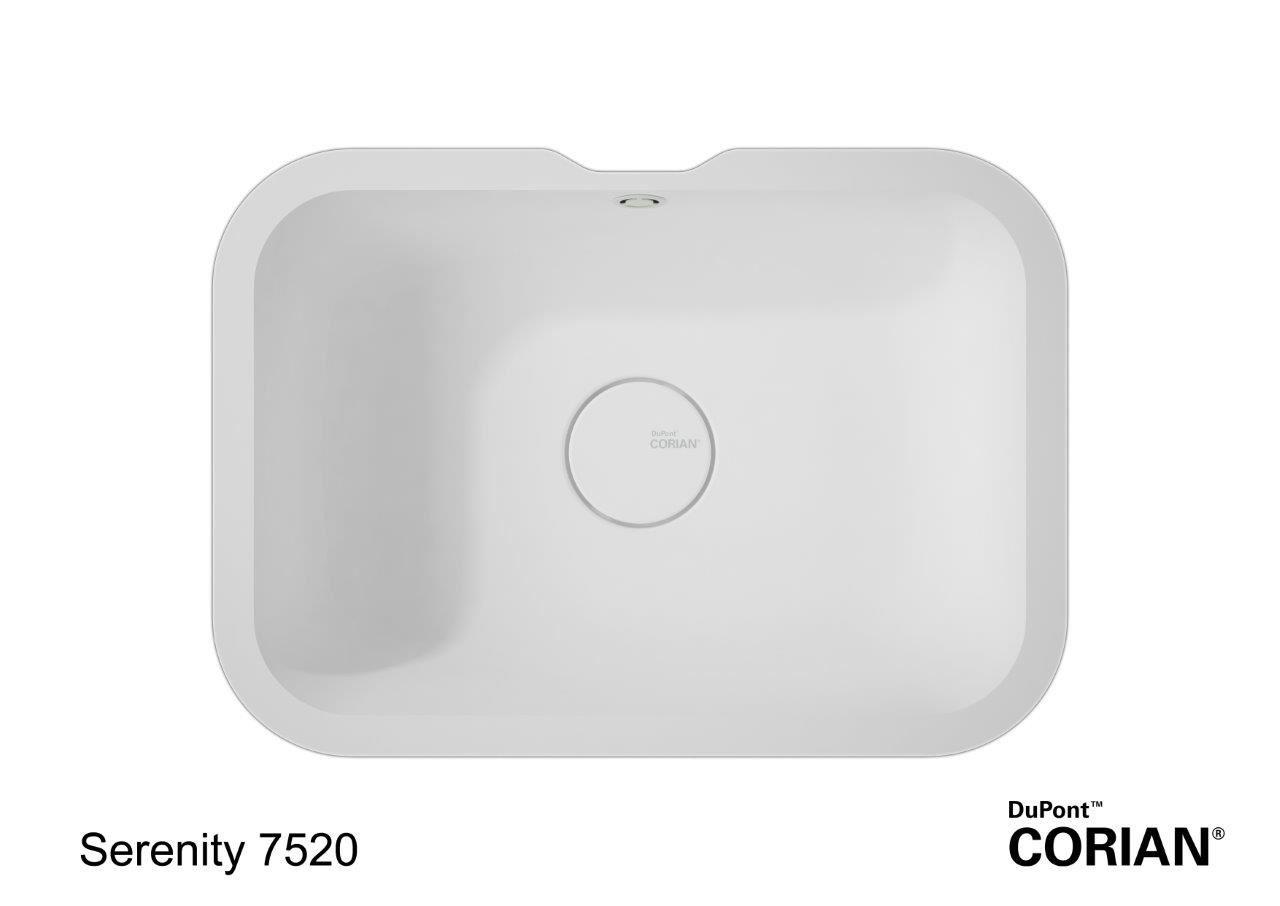 כיור קוריאן לאמבטיה Serenity 7520