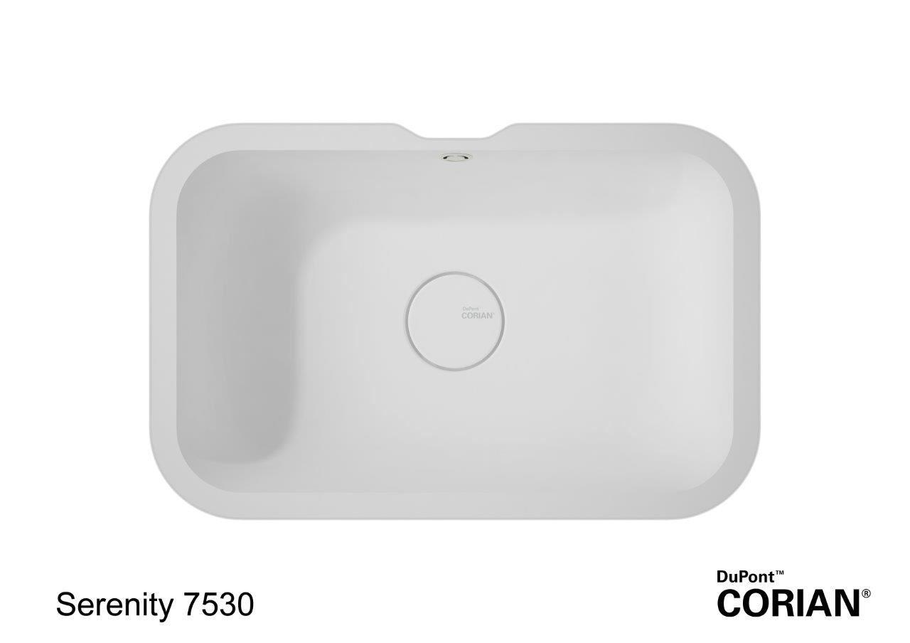 כיור קוריאן לאמבטיה Serenity 7530