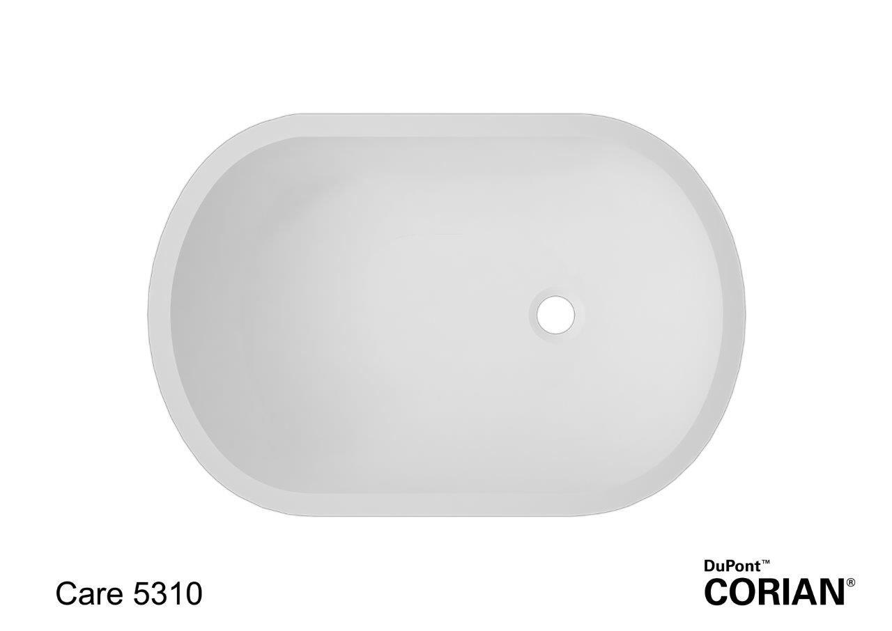 כיור קוריאן לאמבטיה Care 5310