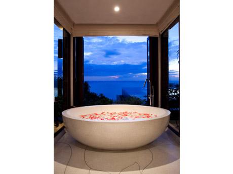 אמבטיה עגולה מדהימה מקוריאן