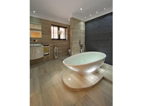 אמבטיה מעוגלת מקוריאן
