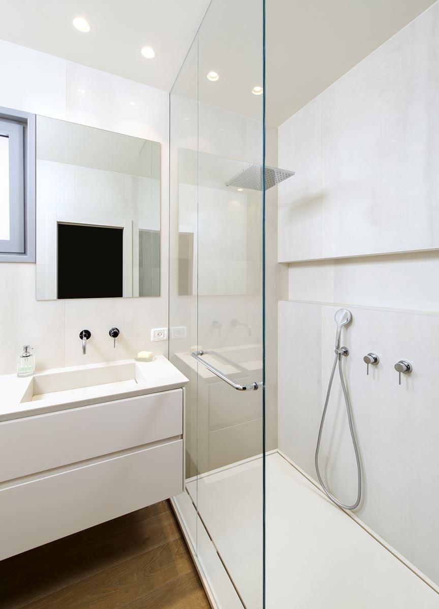 """אגניות במרחב חדר האמבטיה • קוריאן שיק בע""""מ"""