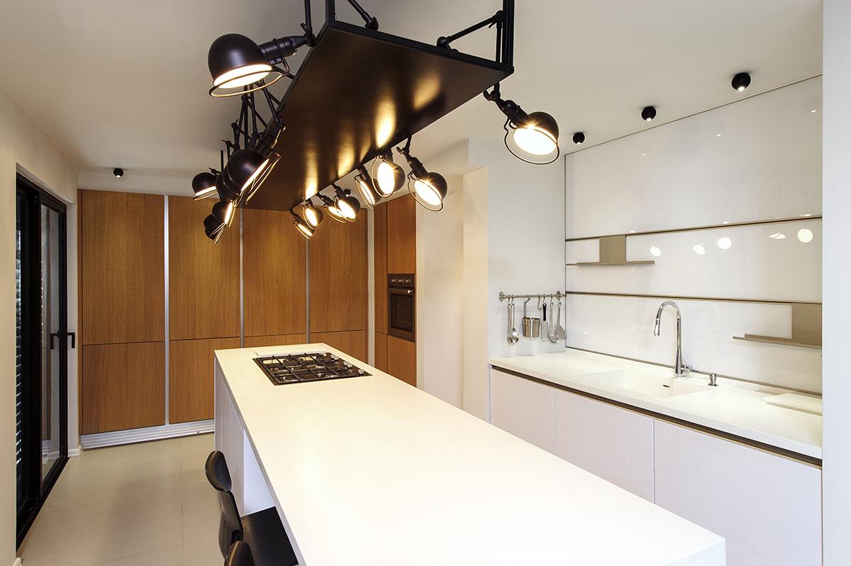 """עיצוב מרחב המטבח בקוריאן • קוריאן שיק בע""""מ"""