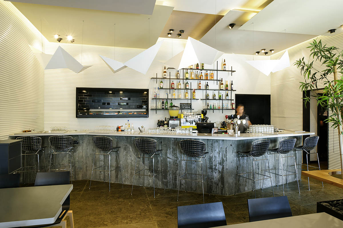 """מסעדת ריבר • קוריאן שיק בע""""מ"""